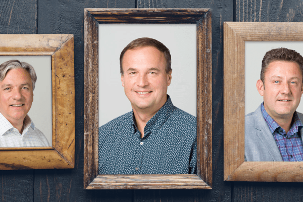 INTERVIEW WITH WINDSOR TELECOM'S FOUNDERS