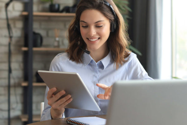How voice solutions can help improve remote working
