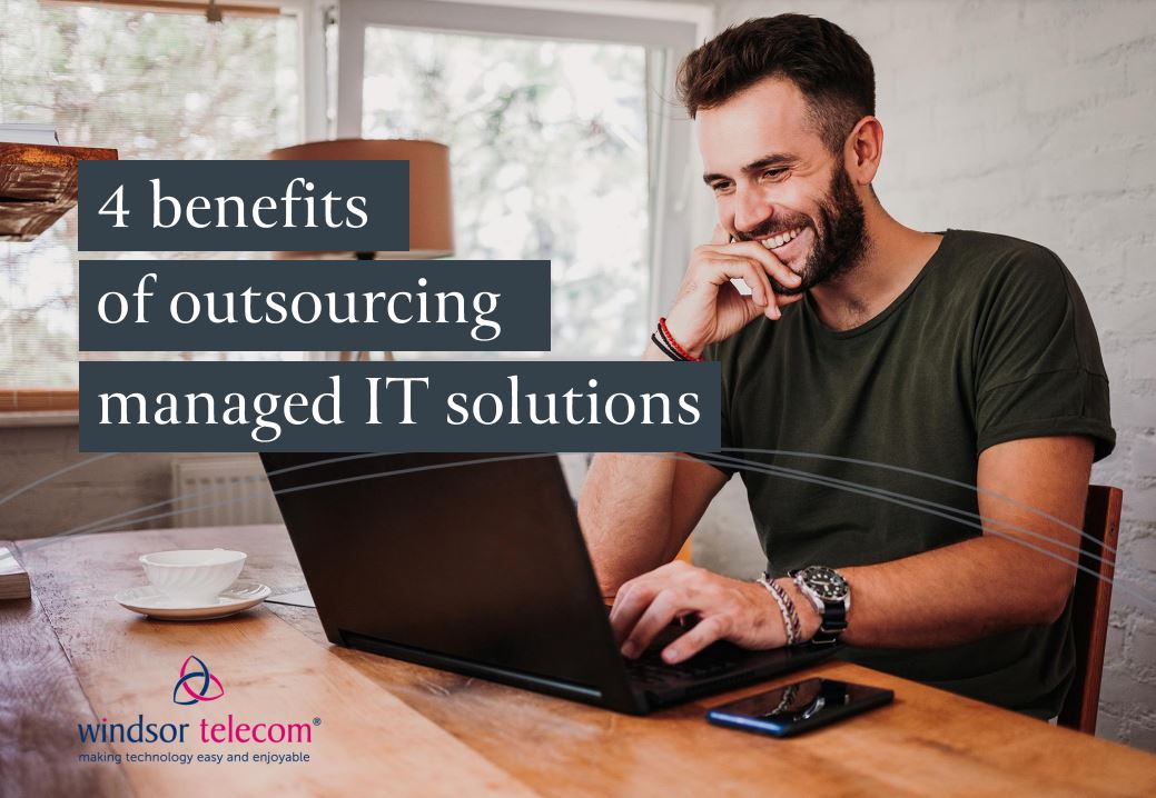 benefits of managed IT image email