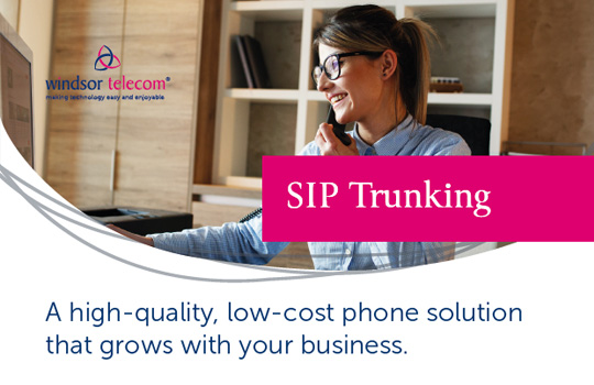 SIP Trunk product sheet