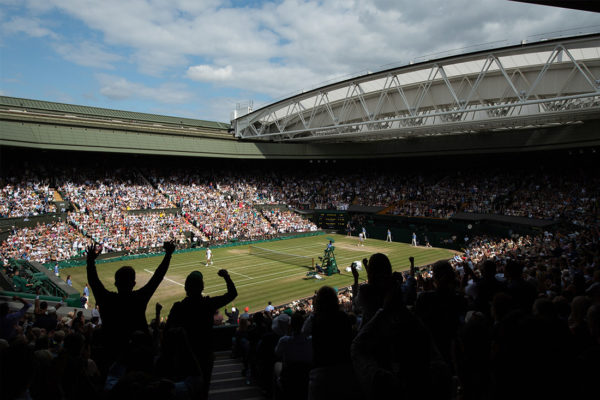 Wimbledon and technology – A look at their advances through the ages