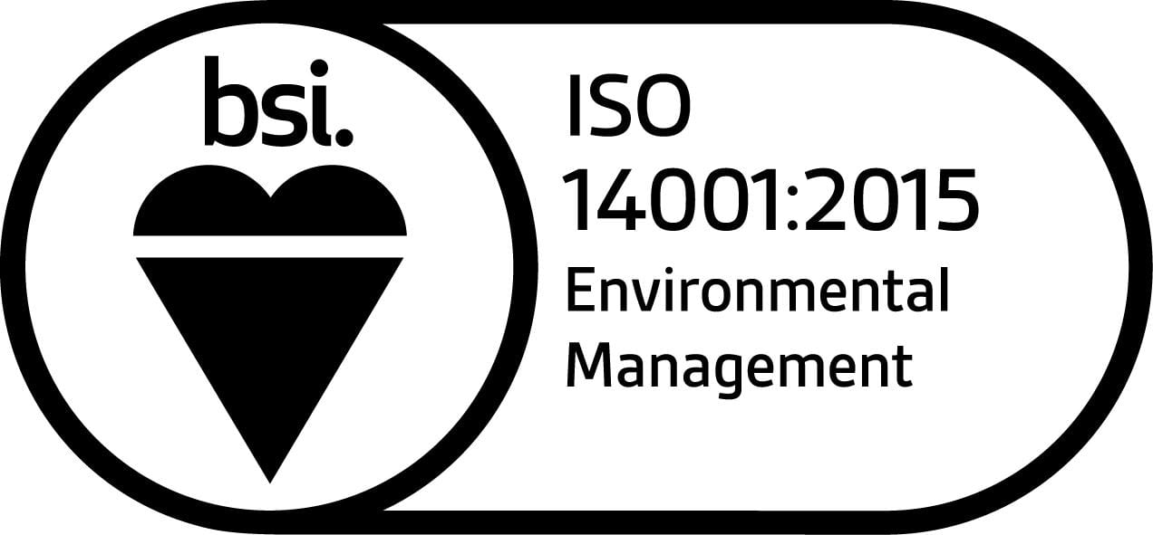 A quality guarantee from BSI environmental management