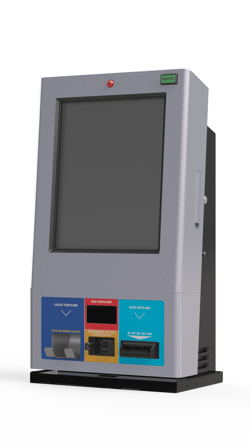 a new gaming Kiosk featuring Zytouch technology