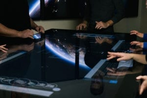 ytronic touch technology featured in national air and space museum exhibit